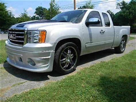 gmc southern comfort truck for sale sell used 2012 gmc xcab southern comfort show truck