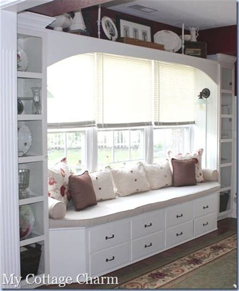 how to build a window seat with drawers 17 best ideas about bay window seats on www
