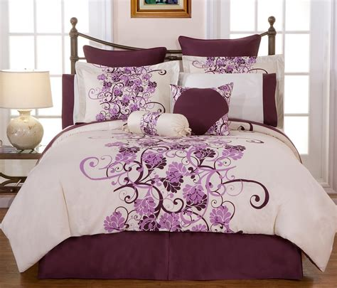 Purple Bed Set Size Purple Comforter Sets 28 Images Bedroom Awesome Pink And Purple Comforter Sets Purple