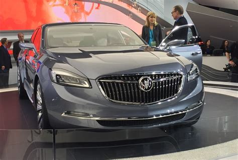 gmc sedan concept gallery photo of the buick avenir by mike antich buick