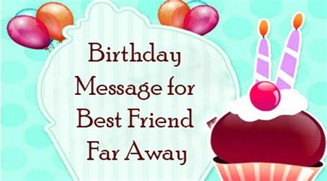 Away Birthday Quotes Birthday Quotes For Friends Far Away Image Quotes At