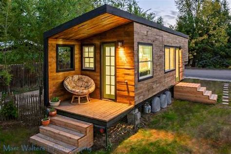 Woman Builds her own DIY 196 Sq. Ft. Micro Home for $11k