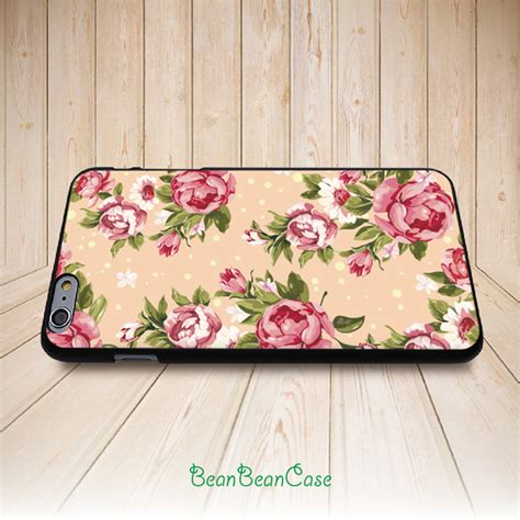 Air 5 Vintage Flowers Emboss Flowers Leather Cover for iphone 6 iphone 6 plus vintage flower garden