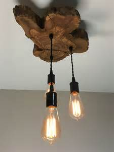 wood light fixtures modern live edge olive wood light fixture with 3 lights