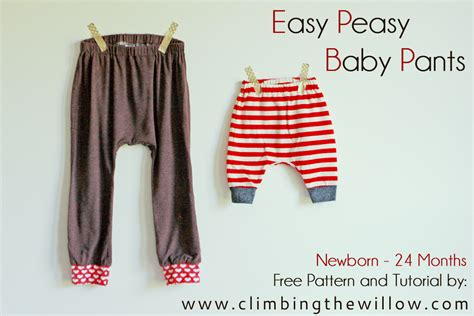 free pattern baby pants 10 free sewing patterns for handmade holiday gifts