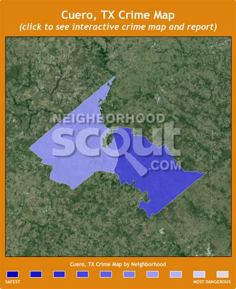 where is cuero texas on a texas map cuero crime rates and statistics neighborhoodscout
