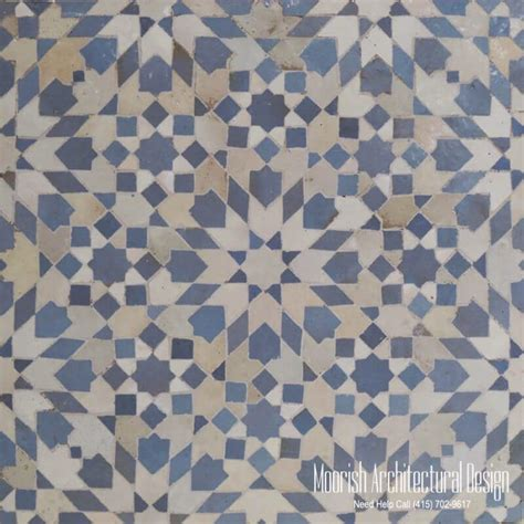 moroccan tile moorish tiles specialist belvedere california