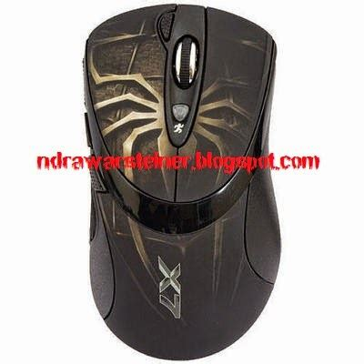 Mouse Macro X7 Spider driver mouse macro x7 spider xl 747h warsteiner