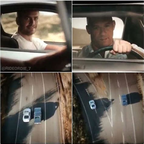 fast and furious end scene furious 7 the saddest ending
