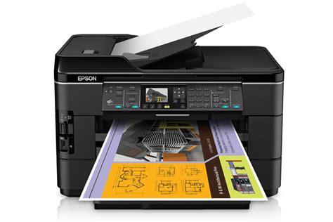 Epson Workforce Wf 7520 All In One Printer epson workforce wf 7520 all in one printer inkjet printers for work epson us