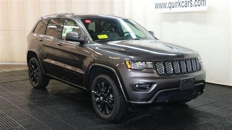 Jeep Grand Altitude Pre Owned 2017 Jeep Grand Altitude Sport Utility