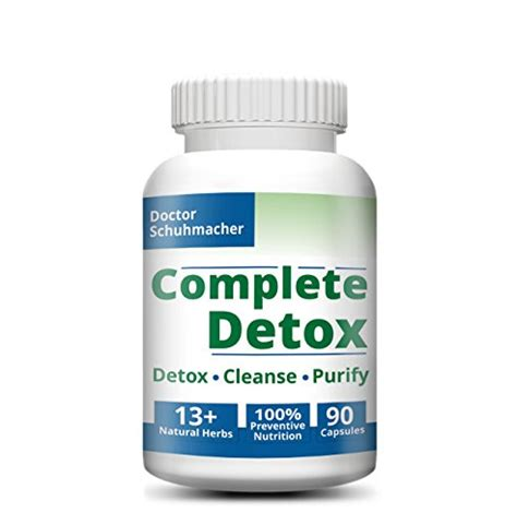 Best Whole Cleanse And Detox by 1 Complete Detox Rapid Whole Detox Colon Liver