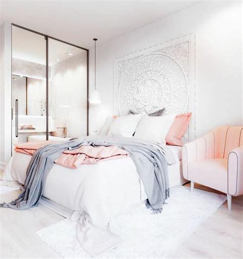 Chambre Gris Et Blanc by 1001 Conseils Et Id 233 Es Pour Une Chambre En Et Gris