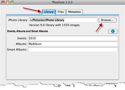 esportare libreria iphoto come esportare le foto della tua libreria di iphoto su