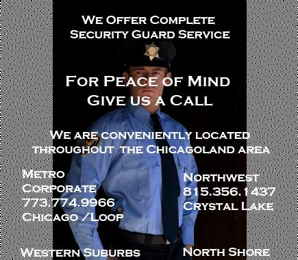 security companies chicago security guards companies