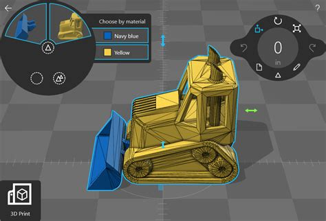 builder designs which 3d algorithms does windows 10 s quot 3d builder