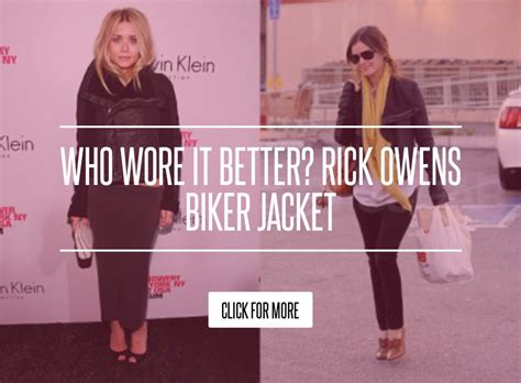 Who Wore It Better Rails Indya Black Hoodie by Who Wore It Better Rick Owens Biker Jacket Fashion