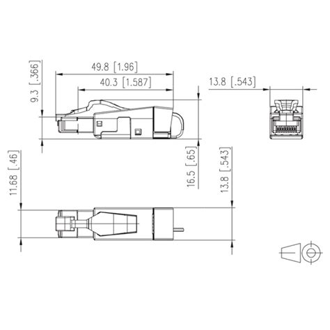rj45 shielded wiring diagram 28 images belden