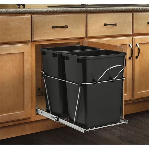 under cabinet trash bins ikea recycling bin more than just waste sorting homesfeed