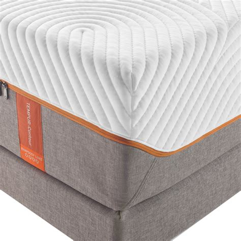 Tempurpedic Rhapsody Pillow by Tempur Contour Rhapsody Luxe Mattress By Tempur Pedic