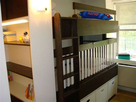 custom made crib mattress 36 best images about space saving beds on