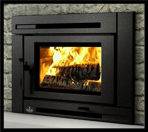 gas fireplace logs with blower get the right fireplace insert blowers outdoor living ideas