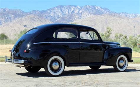 Ford Deluxe by 1942 Ford Deluxe Coupe Stock F342 For Sale Near Palm