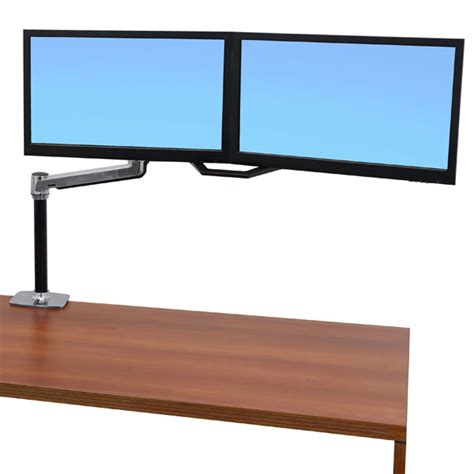 Lx Hd Sit Stand Desk Mount Lcd Arm Ergotron Lx Hd Sit Stand Wall Mount Lcd Arm An In Depth Review