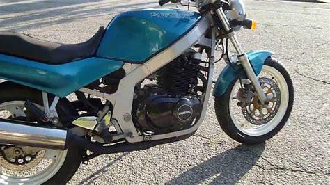 1991 Suzuki Gs500e by 1991 Suzuki Gs 500 E