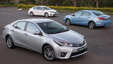 Toyota Corolla Sedan Toyota Corolla Sedan Review 2014 Carsguide