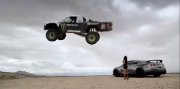 Wheels Baja Truck Jump Bj Baldwin Trophy Truck