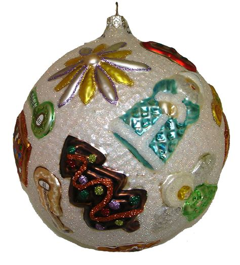 holiday fancy ball 1999 ornament traditions