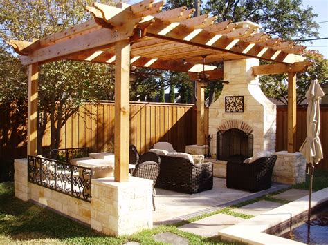 Outdoor Living Space Ideas by The Gardens Of Canyon Creek At The Dallas Arboretum Ii