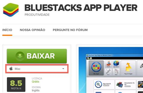 bluestacks no virtualization como baixar e usar aplicativos do android no mac os x