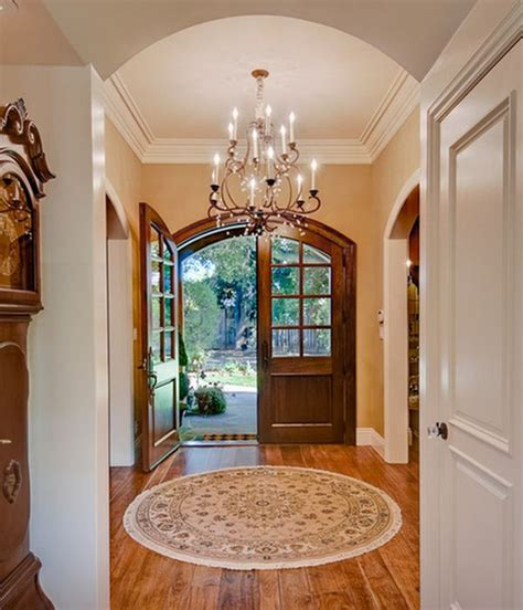 circular entryway 5 things to keep in mind when choosing an entryway rug
