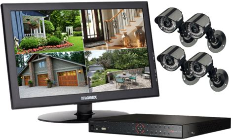 what are outdoor security cameras how do they work and