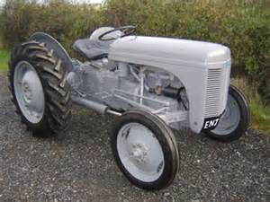 ferguson t20 ted tractor