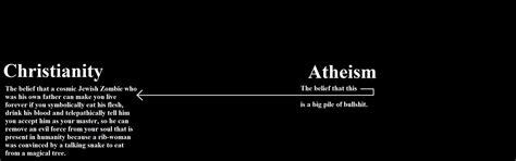 600 atheism vs theism debates atheism vs religion www imgkid com the image kid has it