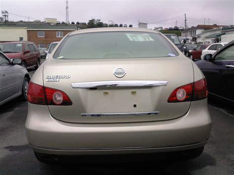 nissan bluebird 2005 2005 nissan bluebird sylphy pics 2 0 gasoline ff for sale