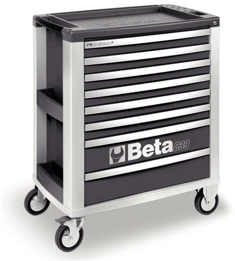 Beta Tool Cabinet by Beta Tools C39g 8 Mobile Roller Cabinet Tool Box 8 Drawers