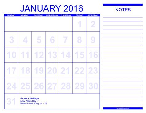 printable calendar you can write on you can write on 2016 print calendars by month calendar