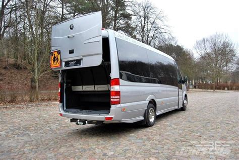 Used Mercedes Sprinter 519 Vip 17 1 Panoramic Front