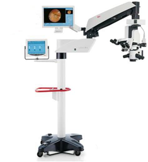 review of ophthalmic surgical microscopes