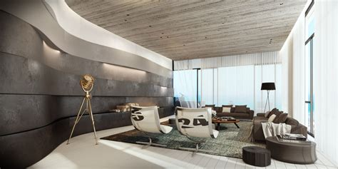 ando studio designs inside out smoking hot penthouse interior designs visualized