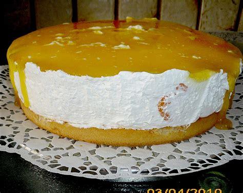 schneller kuchen mit sahne schneller mandarinen sahne kuchen rezept mit bild
