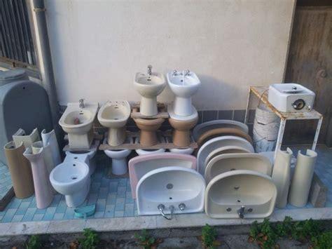 Bidet Anni 80 by Sanitari Cesame Usati A Catania Kijiji Annunci Di Ebay