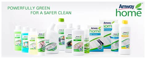 amway shopping home care