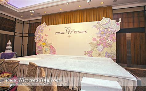 Wedding Backdrop Hk by Nicywedding