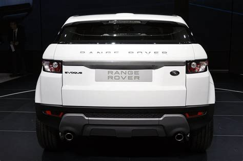 range rover evoque rear rdb la looking for a evoque for sponsorship