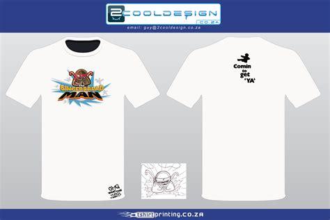 design a shirt co za cool t shirt design gingerbread man ninja t shirt by guy
